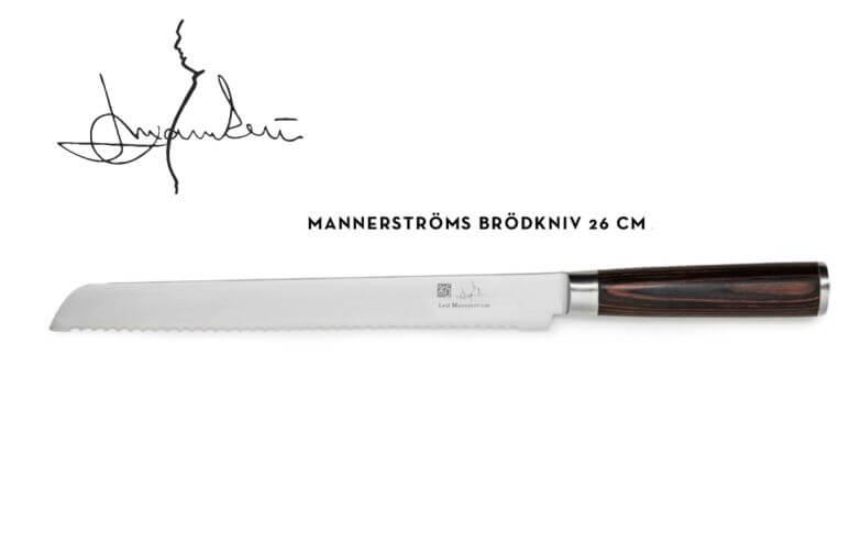 Mannerströms Brödkniv P