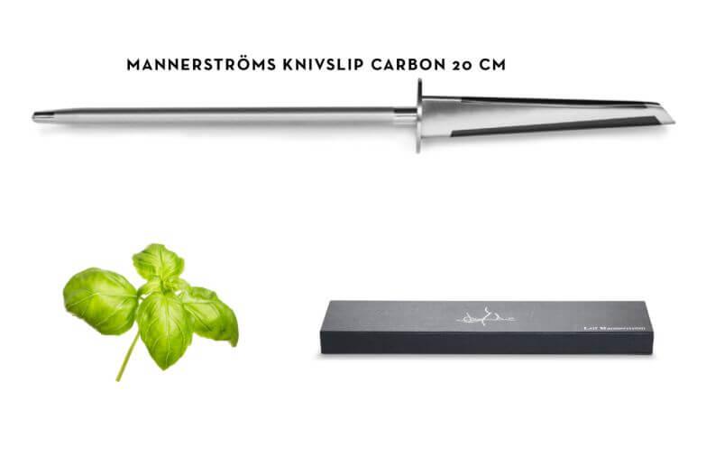 Mannerströms Knivslip Carbon